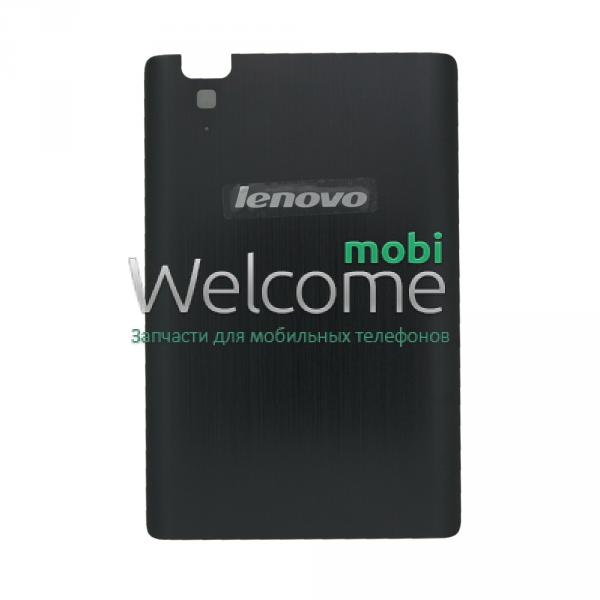 Задняя крышка Lenovo P780 black , сменная панель леново р780