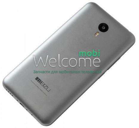 Задня кришка Meizu Note grey , змінна панель мейзу нот, фото 2