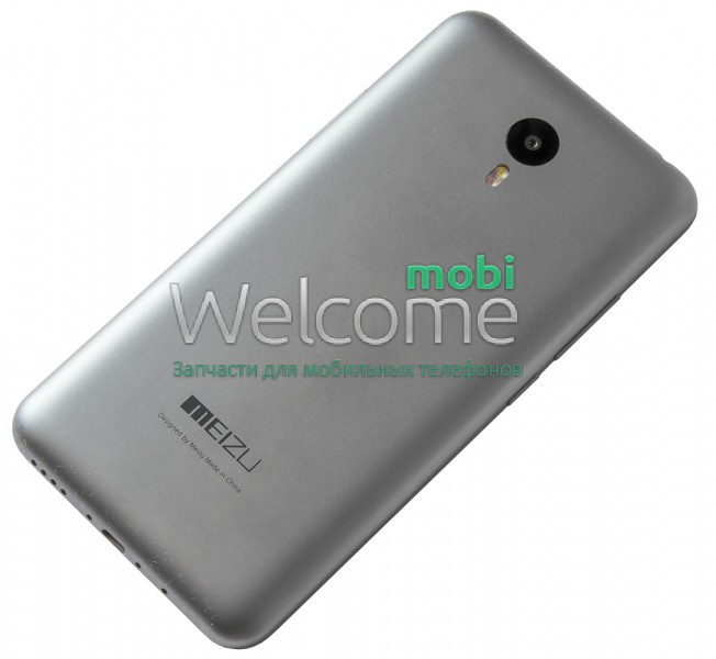 Задня кришка Meizu Note grey , змінна панель мейзу нот
