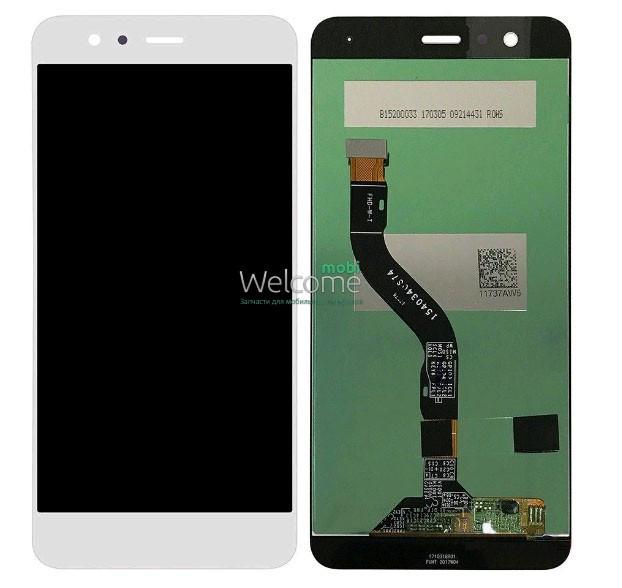 Модуль Huawei Nova Lite 2 white дисплей экран, сенсор тач скрин Хуавей Хуавэй Нова