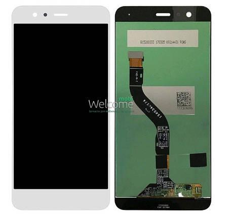 Модуль Huawei Nova Lite 2 white дисплей экран, сенсор тач скрин Хуавей Хуавэй Нова, фото 2