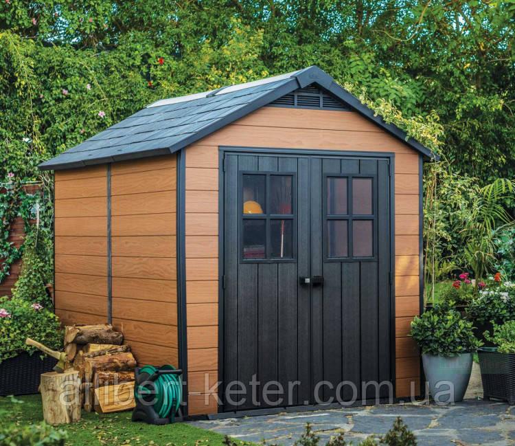Садовый домик сарай Keter Newton 759 Shed