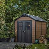 Садовый домик сарай Keter Newton 759 Shed, фото 6