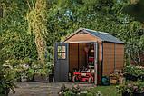 Садовый домик сарай Keter Newton 759 Shed, фото 4