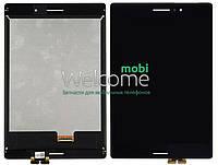 Модуль Asus Z580C ZenPad S 8.0 black дисплей экран, сенсор тач скрин для планшета