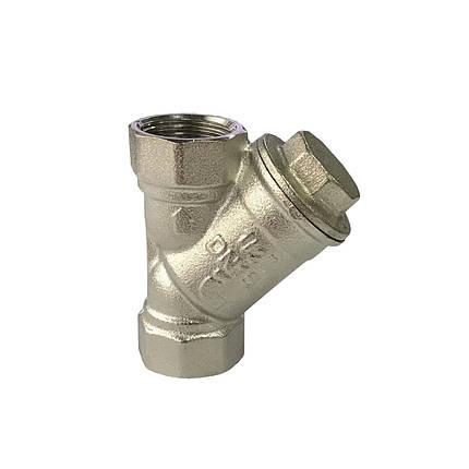 Фільтр грубої очистки кутовий 1/2' ITAP 193 для ГАЗУ, фото 2
