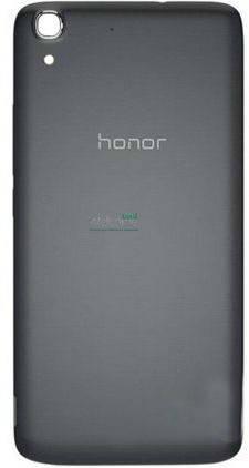 Задняя крышка Huawei Honor 4A,Y6 black, сменная панель хонор 4а у6, фото 2