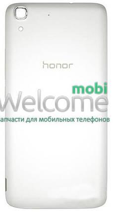Задняя крышка Huawei Honor 4A,Y6 white, сменная панель хонор 4а у6, фото 2