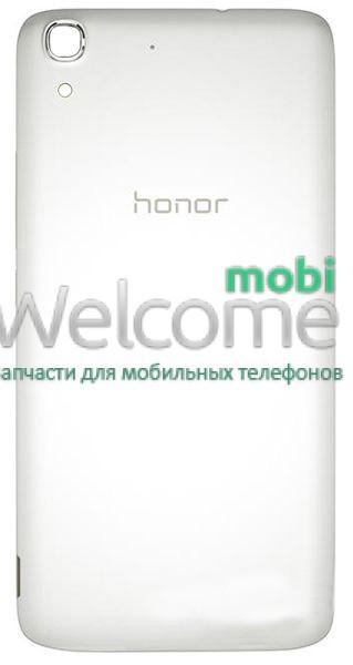 Задняя крышка Huawei Honor 4A,Y6 white, сменная панель хонор 4а у6