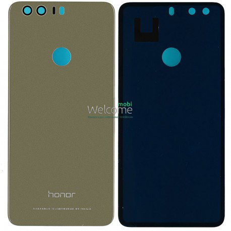 Задня кришка Huawei Honor 8 gold, змінна панель хонор