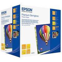 Фотобумага Epson Premium Semiglossy Photo Paper, 100x150 мм, 250 г/м2, 500 л (C13S042200)