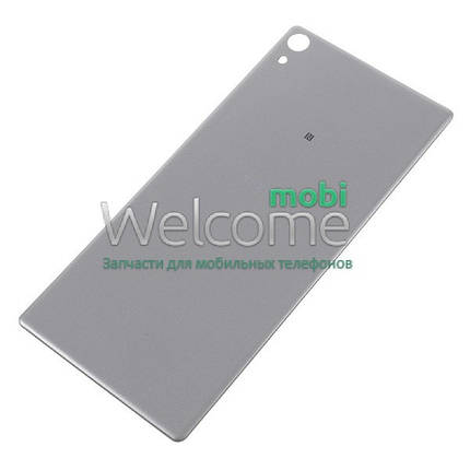 Задня кришка Sony F3211 Xperia XA Ultra,F3212,F3215,F3216 grey, змінна панель соні иксперия, фото 2