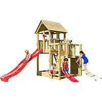 Детская игровая площадка KBT Blue Rabbit PENTHOUSE Красный, КОД: 1429315