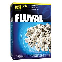 Наполнитель для фильтра Fluval «Pre-Filter» керамические кольца 750 г
