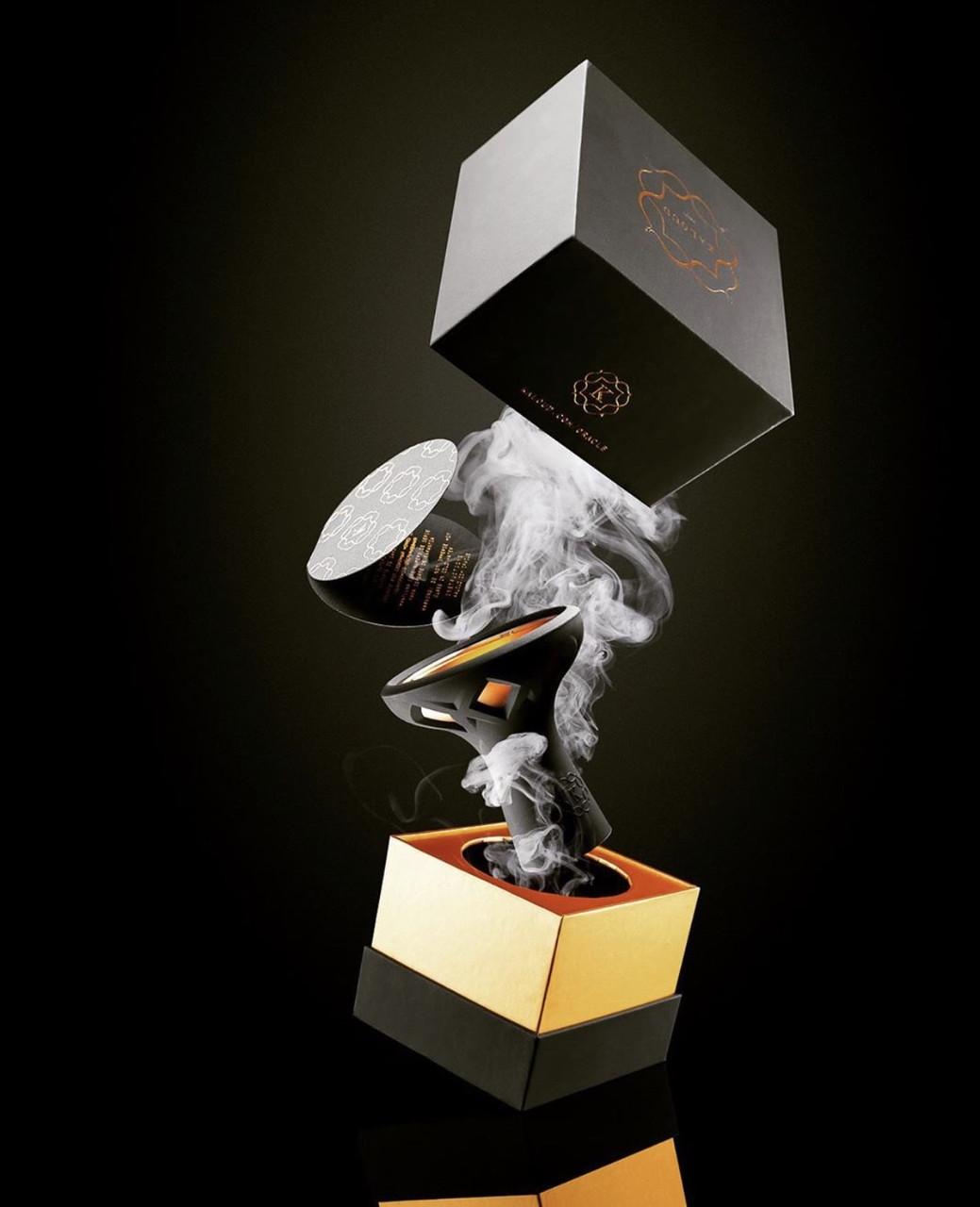 Чаша Kaloud Samsaris Vitria II Silicone Glass Bowl для Lotus I and Lotus I+ (силиконово-стеклянная, оригинал)
