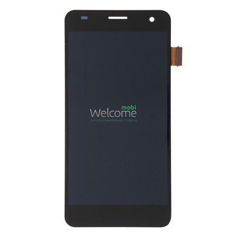 Модуль FLY FS514 Cirrus 8 (2016) black дисплей экран, сенсор тач скрин Флай