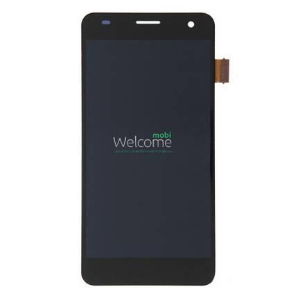 Модуль FLY FS514 Cirrus 8 (2016) black дисплей экран, сенсор тач скрин Флай, фото 2