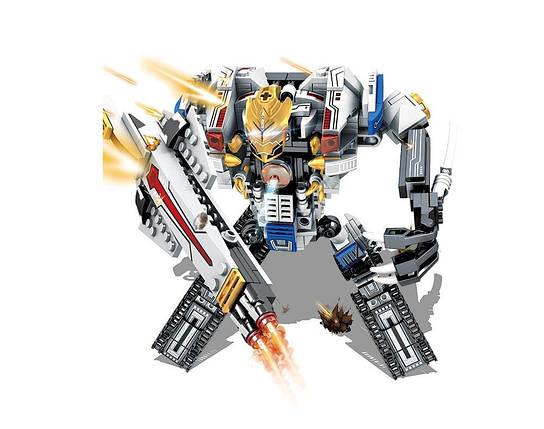 Конструктор JVToy, Трансформеры, Мегатрон, 648 деталей (17002), фото 2