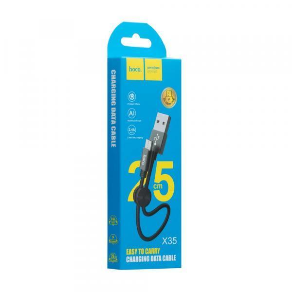 USB Hoco X35 Premium Charging Micro 0.25m