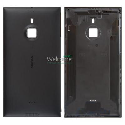 Задняя крышка Nokia 1520 Lumia (RM-938) black, сменная панель люмия люмія