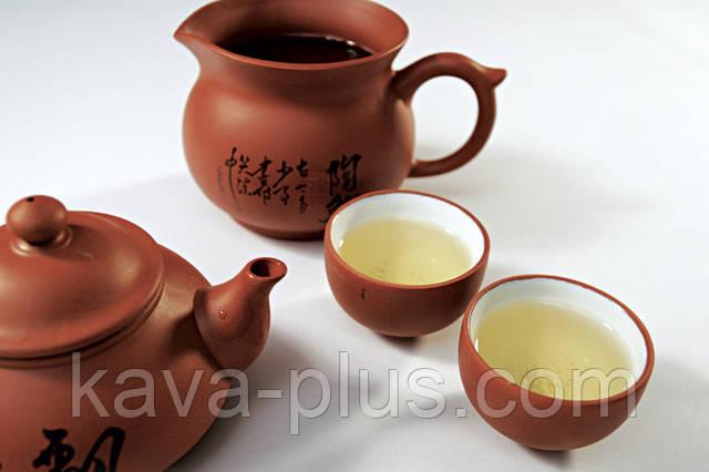 Вода при заварке чая