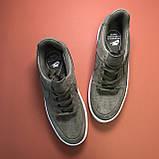Женские кроссовки Nike Air Force Low Sage Platform Green, женские кроссовки найк аир форс лов сага, фото 5