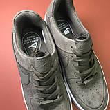 Женские кроссовки Nike Air Force Low Sage Platform Green, женские кроссовки найк аир форс лов сага, фото 6