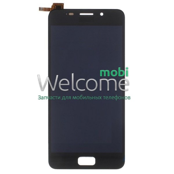 Модуль ASUS ZenFone 3s Max (ZC521TL) black дисплей экран, сенсор тач скрин Асус Зенфон