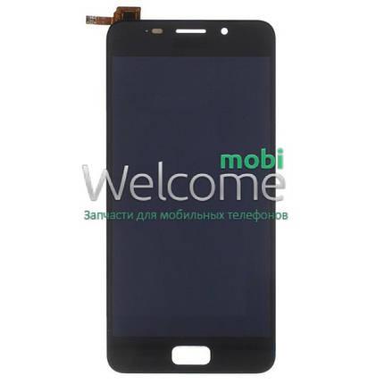 Модуль ASUS ZenFone 3s Max (ZC521TL) black дисплей экран, сенсор тач скрин Асус Зенфон, фото 2