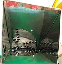 Электро измельчитель из нержавейки для овощей и фруктов, фото 3