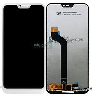 Модуль Xiaomi Redmi 6 Pro/Mi A2 Lite white дисплей экран, сенсор тач скрин Сяоми Ксиоми Редми 6 Про Ми А2 Лайт