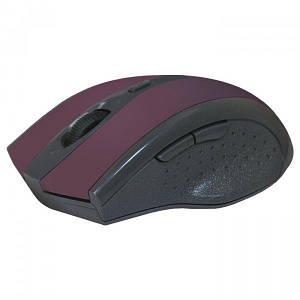 Безпровідна мишка Defender Accura MM-665, Red, комп'ютерна миша дефендер для ПК та ноутбука