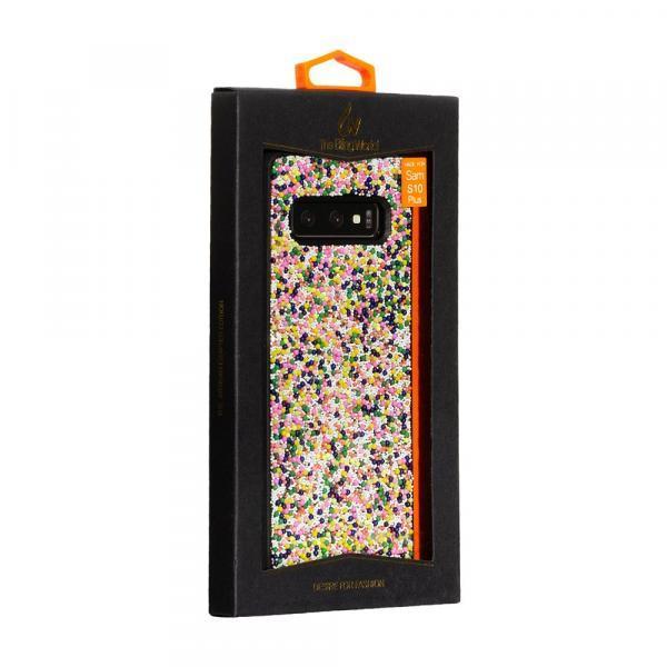Чехол Bling World Beads for Samsung S10 Plus