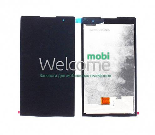 Модуль Asus ZenPad C 7.0 (Z170) black дисплей экран, сенсор тач скрин для планшета, фото 2