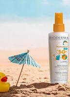 Солнцезащитный спрей для детей Bioderma Photoderm Kids SPF 50+ 200 мл