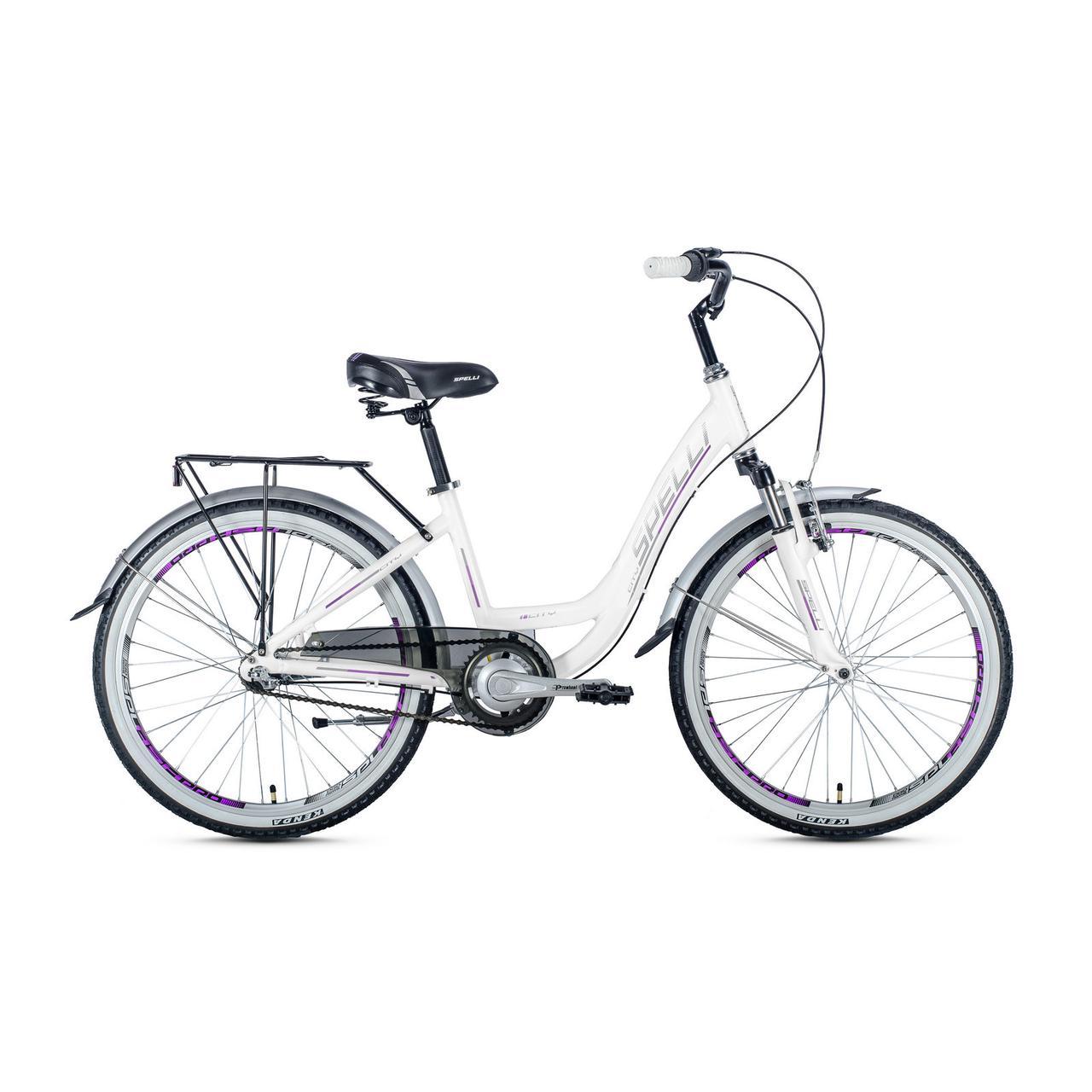 Велосипед 24 Spelli City Nexus 3 spd.