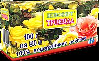 """Новоферт """"Роза"""" 100 г, минеральное удобрение"""