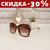Очки солнцезащитные женские +чехол очки женские