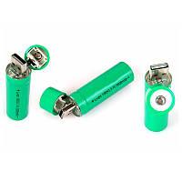 Акумулятор 18650 Li-ion 4.2 v BLD USB 18650 3800mah c USB зарядкою