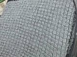 Чехол натяжной на угловой диван DONNA светло-серый  и еще 15 расцветок, фото 2