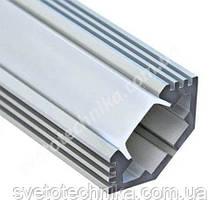 Алюминиевый профиль угловойдля светодиодной лентыBiom