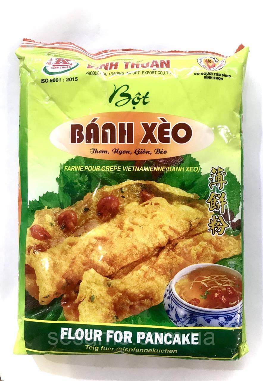 Мука рисовая для блинчиков Bột bánh xèo xanh Vĩnh Thuận 400грамм (Вьетнам)