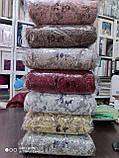 Чехлы без оборки на стулья жаккардовые DONNA  натяжные набор 6-шт капучино № 5, фото 3