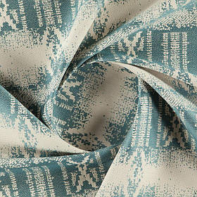 Обивочная ткань для мебели Хай Лайн Хадсан (High Line Hudson) голубого цвета