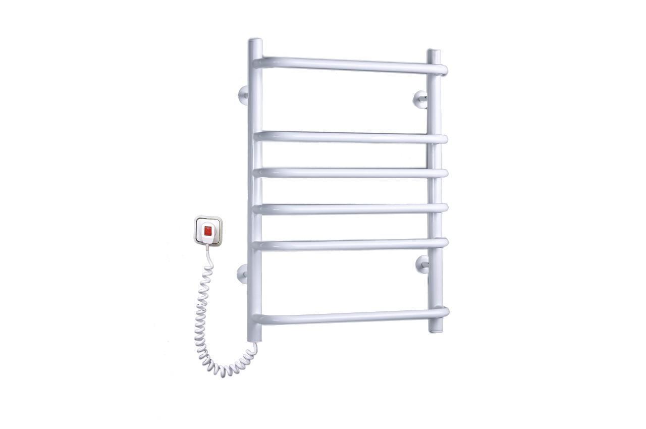 Полотенцесушитель электрический Elna - стандарт 6 с регулятором (б-пр)
