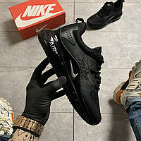 Мужские кроссовки Nike Air Max 720 Black Reflective, мужские кроссовки найк аир макс 720