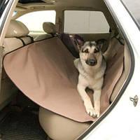 Автомобильный защитный коврик \ накидка \ чехол PetZoom для перевозки собак и кошек (Реальные фото)