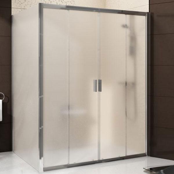 Душевые двери Ravak Душевые двери Ravak Blix 120 см BLDP4-120 полированный алюминий+transparent 0YVG0C00Z1