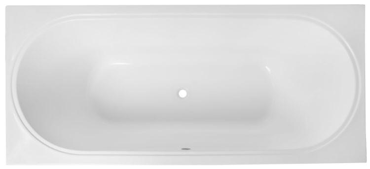 Ванна Volle Oliva 180x80 см TS-1880500