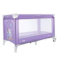 Детский складной манеж Carello Piccolo CRL-9203/1 Orchid Purple